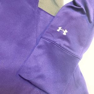 Under Armour Semi-fitted ColdGear 1/4 Zip